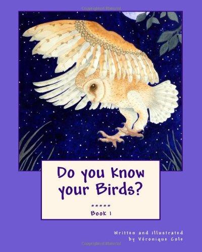 Do You Know Your Birds? Book 1 PDF