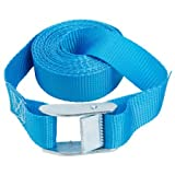 Cargo Zone Lashing Strap, 13' Cam, 600 Lbs, 2-Pack