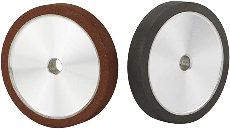 Size : 150# Mill Grinding Wheel Outer Diameter 80 Width 13 Aperture 10 Diamond Thickness 6 CHENTAOCS Diamond Grinding Wheel Parallel Grinding Wheel