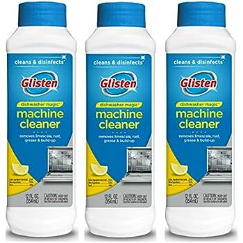 Glisten Dishwasher Magic , 12 oz (3 Pack)