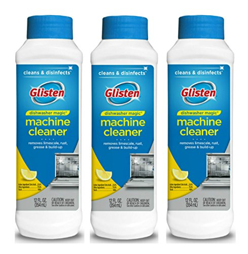 Glisten Dishwasher Magic , 12 oz (3 Pack) ()