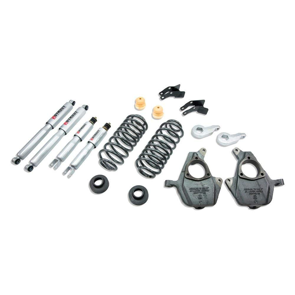 Belltech 781SP Lowering Kit with Street Performance Shocks