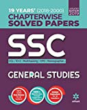 SSC Chapterwise Solved Papers General Studies 2019