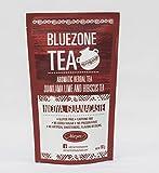 Blue Zone Natural Costa Rican Longevity Herbal Tea – Juanilama Lime and Hibiscus (100g/19 Servings)