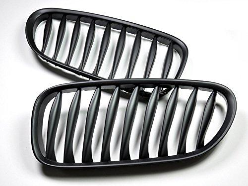 Autotecknic Matte (AutoTecknic Matte Black Front Grille - BMW E85/ E86 Z4 & Z4M Series)