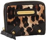 Juicy Couture SFP YSRU2348-253 Wallet,Camel Leopard,One Size, Bags Central