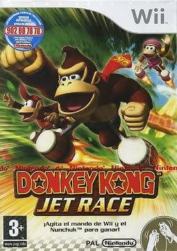Donkey Kong: Jet Race: Amazon.es: Videojuegos