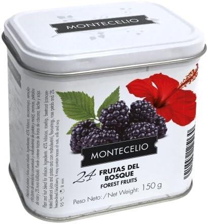 Montecelio - Infusión en Rama Frutas del Bosque - 150 g: Amazon.es: Alimentación y bebidas