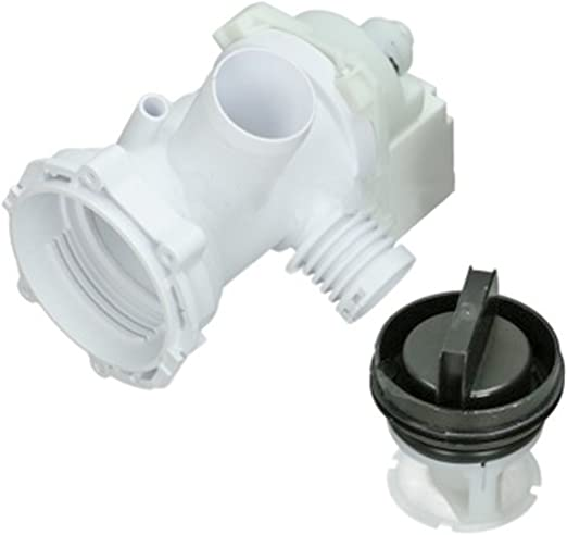 SPARES2GO 24 W plaset tipo Bomba de desagüe y unidad de filtro ...