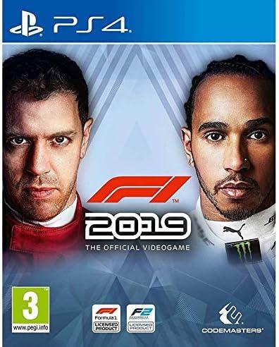 F1 2019 (Ps4): Amazon.es: Videojuegos