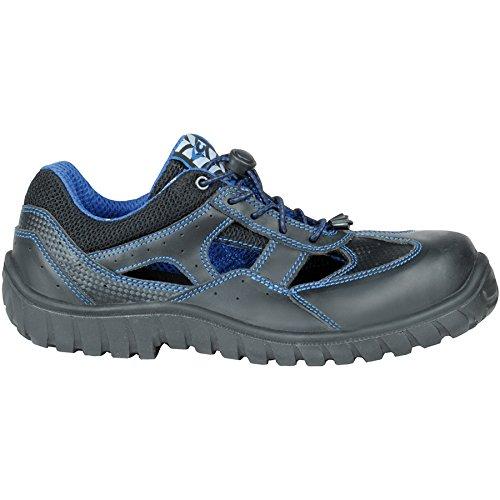 Cofra 36140-000.W47 Paddock S1 P SRC Chaussures de sécurité Taille 47 Noir