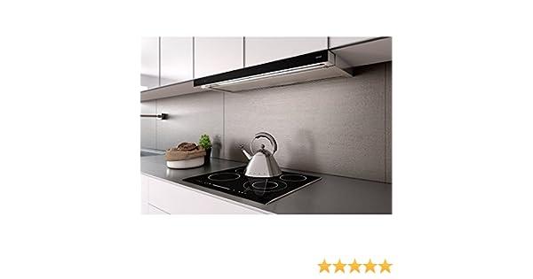 berbel empotrable Campana Cristal Sportsline Negro BEH 60 GL 1005511: Amazon.es: Grandes electrodomésticos