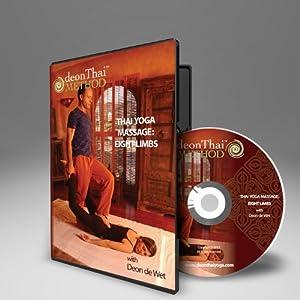 Amazon.com: THAI YOGA MASSAGE: EIGHT LIMBS with Deon de Wet ...