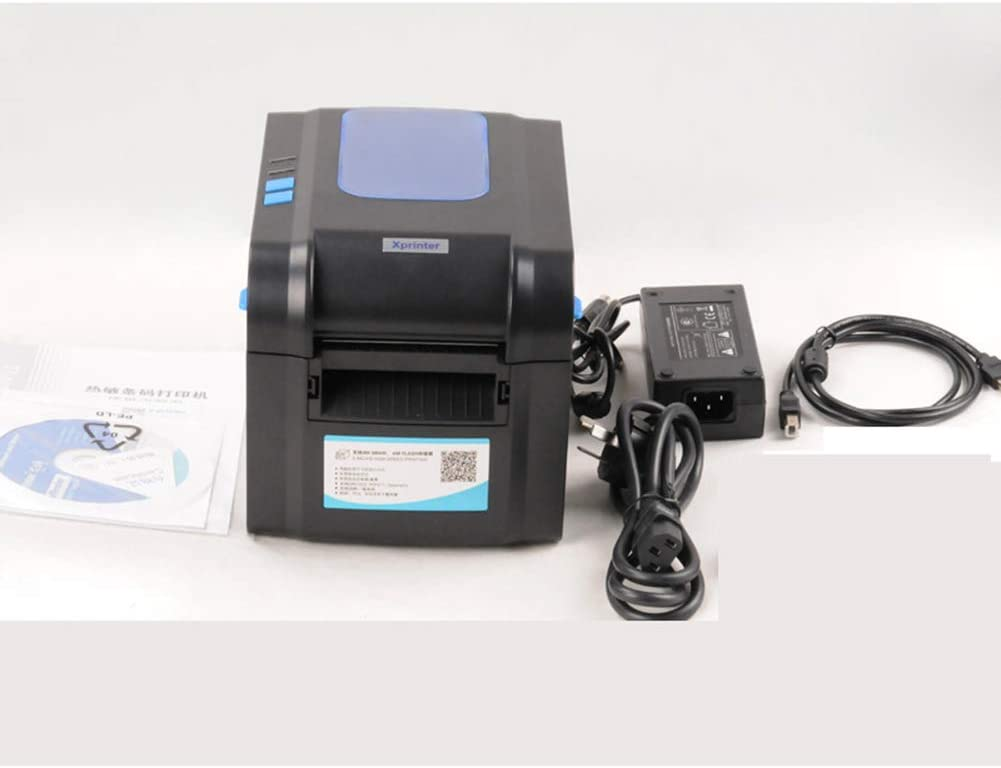 DZSF Impresora de código de Barras de Etiquetas Impresora térmica ...