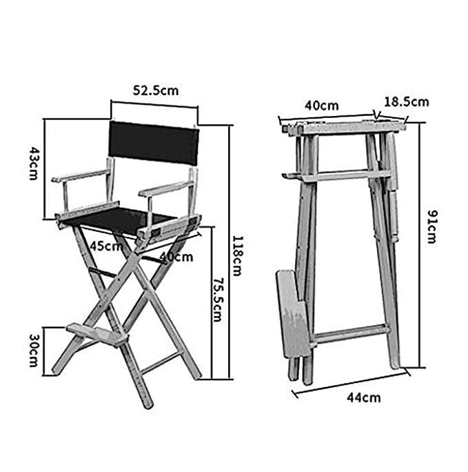 Amazon.com: Silla plegable portátil para el hogar, para ...
