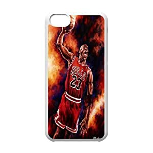 Custom High Quality WUCHAOGUI Phone case Super Star Michael Jordan Protective Case For iphone 5/5s iphone 5/5s - Case-9