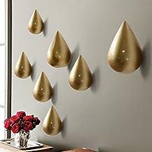 Homieco™ Hot Simple Modern Decor Creative Coat Hanger Hooks Dressing Room Wall Decoration