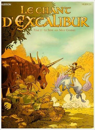 Téléchargement Le chant d'Excalibur, Tome 2 : pdf