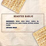 Triscuit Roasted Garlic Whole Grain Wheat