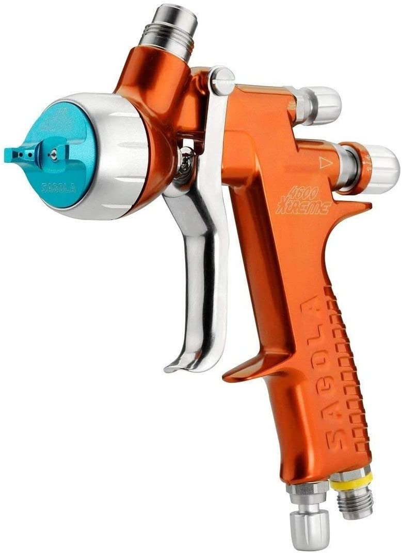 Pistola Sagola 4600 XTREME Regulador - 1.30 [DVR HVLP]