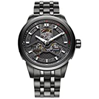 Fiyta Extreme Black Dial Men's Automatic Watch