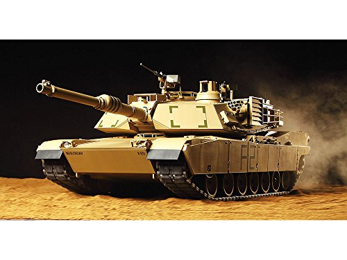 TAMIYA RC Tank Series No40 1/16 SCALE R/C U.S. MAIN BATTLE TANK M1A2 ABRAMS FULL-OPTION COMPLETE KIT (Propo Attached) 56040【Japan Domestic genuine products】【Ships from JAPAN】