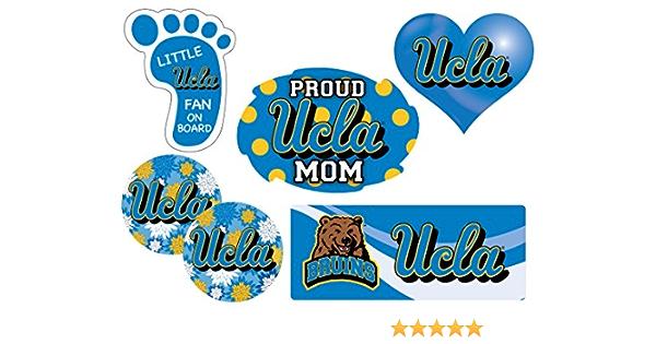UCLA Bruins 5 x 6-Inch Proud Dad Magnet Single