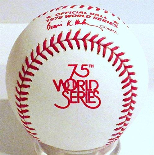 Rawlings 1978 Official World Series Game Baseball