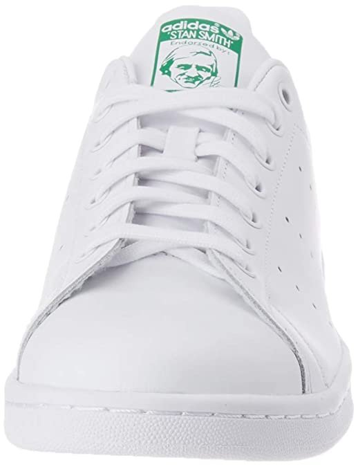 maceta textura Impedir  Buy Adidas ORIGINALS Men's Stan Smith Leather Sneakers at Amazon.in