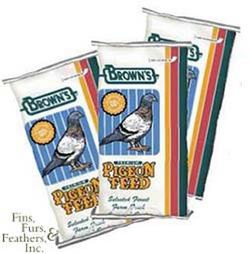Fm Browns BBN41702 Parks Pigeon Food, 50-Pound by FM Brown