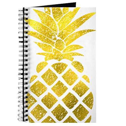 CafePress Pineapple Journal Notebook Personal
