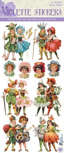 Violette Stickers Fairy Couples