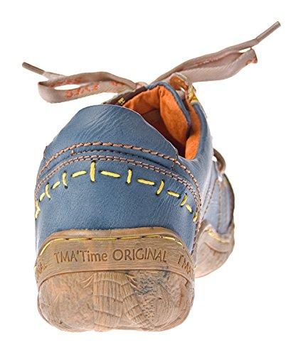 1646 Y Verde Tma Eyes Rojo De Negro Azul Desgastado Color Mujer Zapatos Diseño Para Azul Piel Blanco Piel qHR5OCHx