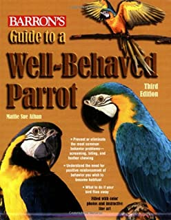 Good Bird! A Guide to Solving Behavioral Problems in