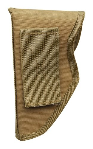 Tactical Gun Pistol Holster Small Arms Airsoft (Tan - Right)