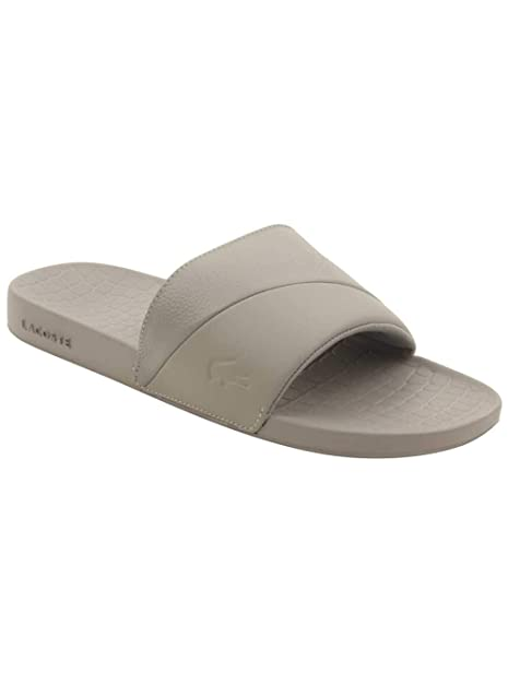 144bfa59a Lacoste Frasier 118 3 U CAM Slide Sandal - Mens (10 D(M) US