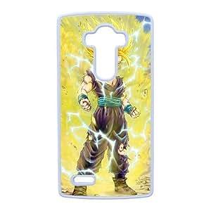 Dragon Ball B4I2Tm LG Funda caja del teléfono celular blanco G4 F2T9HQ Volver personalizados funda caja del teléfono celular