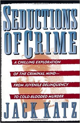katz seductions of crime