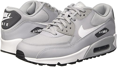 Pictures of NIKE Air Max 90 Womens Running Shoes ( 325213 4