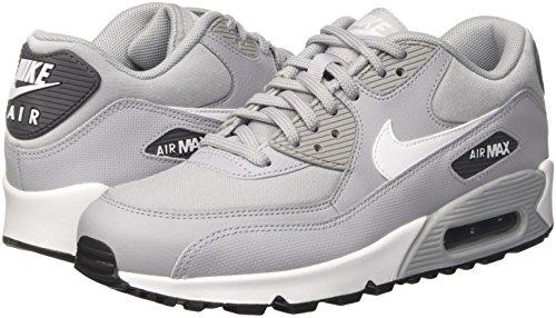 Loup Max gris Gris noir Nike Femmes De Prem Fonc Fitness Wmns 048 90 Chaussures Blanc Pour Air gris qEa76E
