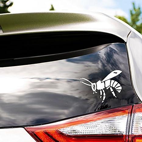 Color Hornet Vinyl Decal Window Sticker Car Truck Vehicle Bumper