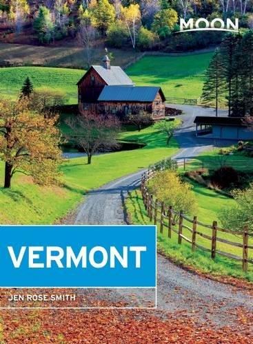 Moon Vermont (Moon Handbooks)