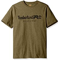 Timberland PRO Men's Cotton Core Short-Sleeve T-Shirt