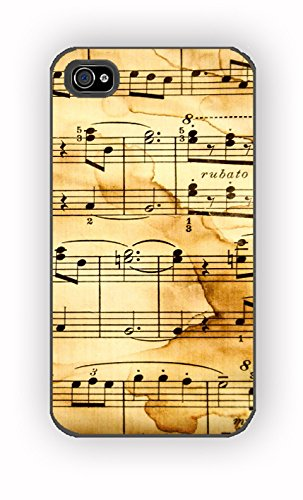Music Note for iPhone 4/4S Case