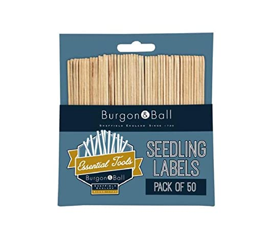 Burgon & Ball Seed Labels GYO/PLAB: Amazon.es: Jardín