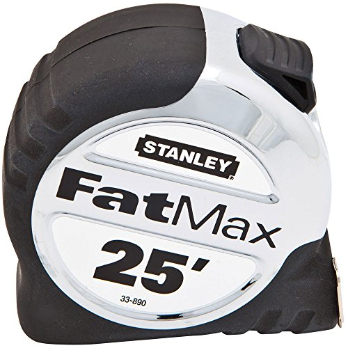 076174338904 - Stanley 33-890 25' FatMax Xtreme Tape Rule with BladeArmor Coating carousel main 0
