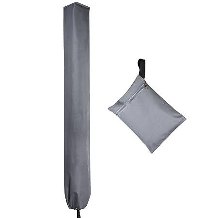 Schutzhülle Wetterfeste Abdeckung für Rotary Washing Line Abdeckung Haltbare Anti-UV-Schutzhülle,für Universal Premium für Ga