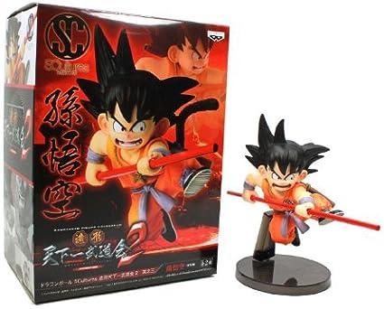 SCultures BIG Dragon Ball Z Tenkachiichi Budo Kai Sotoshi four cell PVC figure