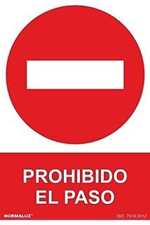 Wolfpack 15051252 Cartel Prohibido el Paso Propiedad Privada ...