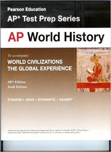 AP World History Test Prep Series To Accompany World